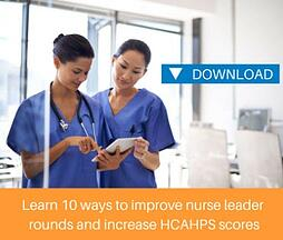 Learn how to sustain nurse leader rounding!