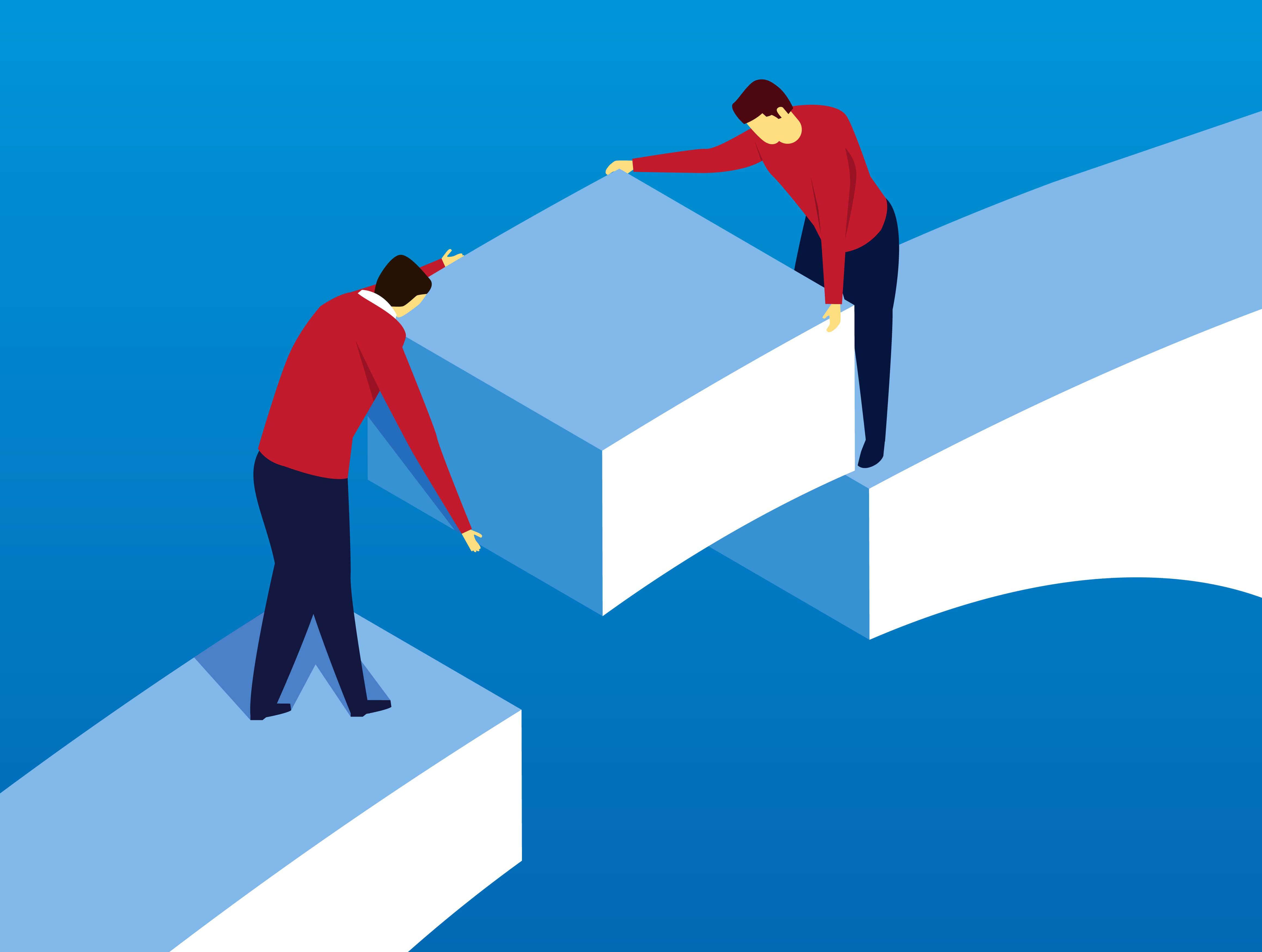 Workflow Fills the Gaps
